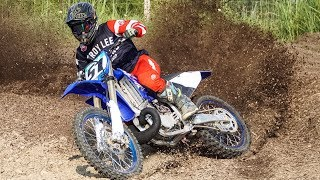 Download Lagu NEW 2 STROKE FIRST RIDE | 2018 YZ 250 Mp3