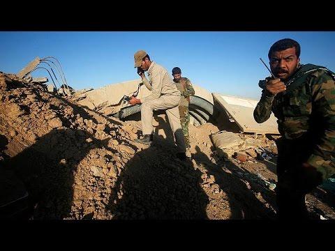 Ιράκ: Μάχες σε στρατηγικής σημασίας πόλη, κοντά στη Μοσούλη