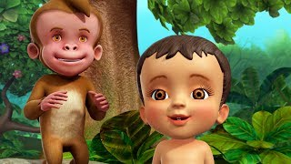 Come on let's enjoy this famous Telugu Rhymes for Children on Monkey. This Telugu Kids Song is presented by infobells.for more information : www.infobells.com
