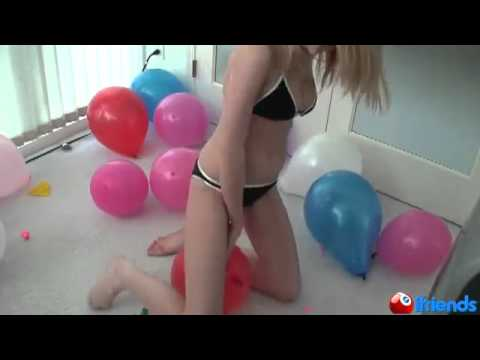 Balloon Girl Looner #2 (видео)