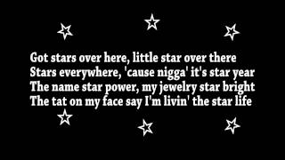 Wiz Khalifa - Ink My Whole Body (Lyrics)
