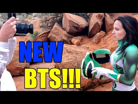 Rita's NEW Power Rangers Ninja Kidz BTS!