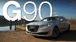 2017 Genesis G90 Quick Drive | Consumer Reports