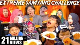 Video KALAH SAMPE NANGIS - EXTREME SAMYANG CHALLENGE (HALAL) TER-RUSUH | Gen Halilintar MP3, 3GP, MP4, WEBM, AVI, FLV September 2017