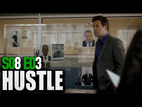 Corrupt Police On The Hunt | Hustle: Season 8 Episode 3 (British Drama) | BBC | Full Episodes