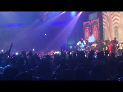 """NotjustOk TV: Wizkid and 2Baba Perform """"African Queen"""" Together At #WizkidTheConcert"""