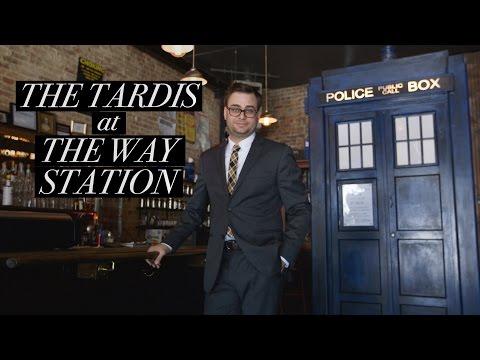 Golden Thrones The TARDIS Bathroom at The Way