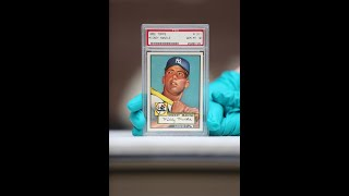 PSA 10 Mickey Mantle arrives at History Colorado Center