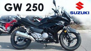 8. Suzuki Demo Ride - 2015 GW250 (2nd ride)