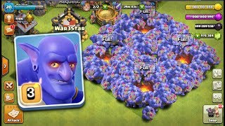 Video Most Satisfide Max Bowler Attack On COC | New Server Gameplay MP3, 3GP, MP4, WEBM, AVI, FLV Agustus 2017