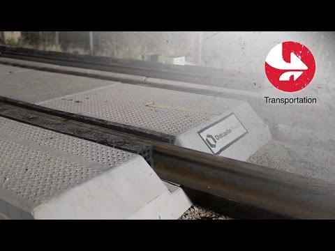 Railroad Track Precast Concrete Solution-Star Track Video Thumbnail