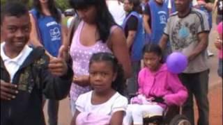 Vídeo Institucional - Abrace no Nicolândia