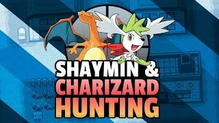 Pokémon Cards - Roaring Skies & Flashfire Pack Openings! | Shaymin and Charizard Hunting! by The Pokémon Evolutionaries