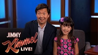Video Ken Jeong Gets Daughter's Perspective on New Movie MP3, 3GP, MP4, WEBM, AVI, FLV Agustus 2018