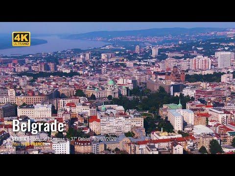 4K - Belgrade / Beograd / Београд 2020