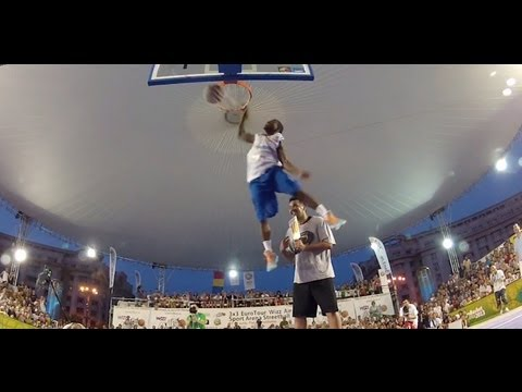 TeamFlightBrothers - http://www.jumpusa.com/slam_dunk_secret This one exercise adds 3-5 inches to Your Vertical Jump IMMEDIATELY. SportArena is based in Romania. They have been c...