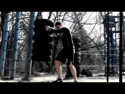 MMA Hard Workout Motivation