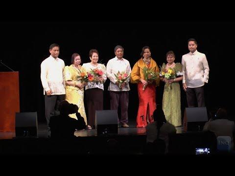 KalayaanSF - Ryan Cayabyab Concert and Gala Reception