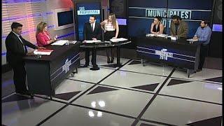 Cinco candidatos enfrentaron sus posturas en CNN Chile.