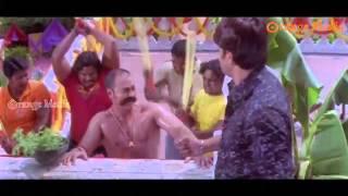 Brahmanandam Ali and Venu madhav And Pradeep rawat full comedy scene From Mayajalam Movie