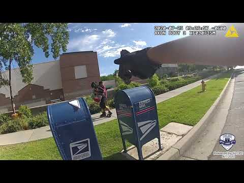 Salt Lake City police shoot and kill 34-year-old Andrew Preece July 25, 2020