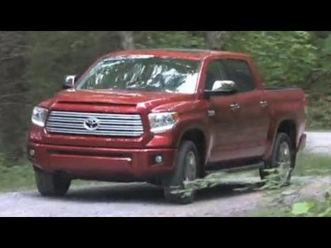 2014 Toyota Tundra Video Walkaround