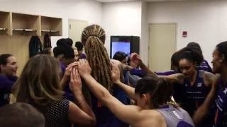 Phoenix Mercury Advance by WNBA