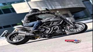 8. 2016 Ducati Diavel Carbon - Ducati Diavel Carbon 2016 (Must Watch)