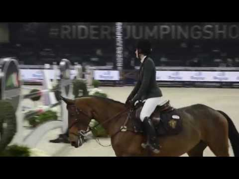 Longines FEI World Cup: Jessica Springsteen