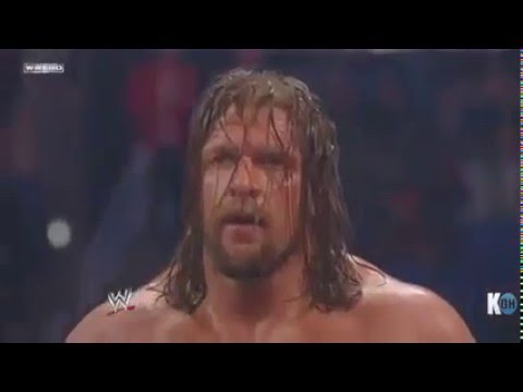 triple h vs cm punk NIGHT OF CHAMPIONS 2011