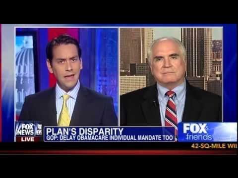 Rep. Mike Kelly Discusses Obamacare Unfairness, Gov't Accountability on Fox & Friends