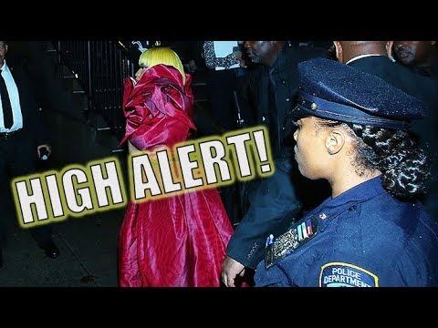 Wherever Nicki Minaj Goes, Riot Police Follow!