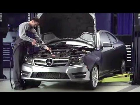 Mercedes-Benz Service A — Car Service