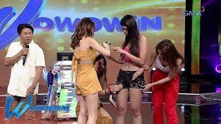 Video Wowowin: 'Sexy Hipon' Herlene, napunit ang shorts! MP3, 3GP, MP4, WEBM, AVI, FLV Juni 2019