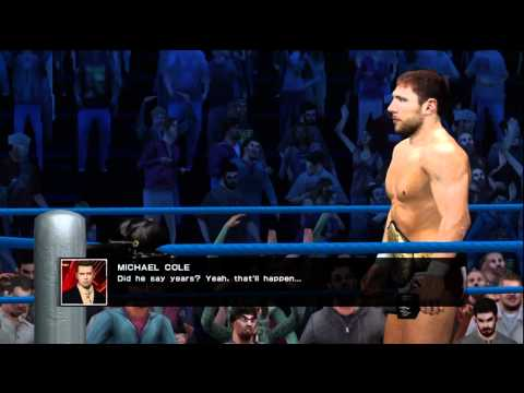 WWE '12 Smackdown Ep. 1: