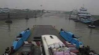 Zhenjiang China  city photos gallery : Riding The Yangtze River Ferry: Zhenjiang to Yangzhou, China