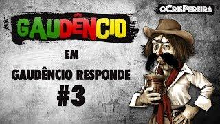 Inscrevam-se no canal oCrisPereira:https://www.youtube.com/ocrispereiraLink do último vídeo do canal:https://www.youtube.com/watch?v=7JNI-Jg2n_gRedes sociais do oCrisPereira:Facebook: /oCrisPereiraInstagram: @ocrispereira e @GaudencioSinceroTwitter: @ocrispereiraSnapchat: ocrispereira