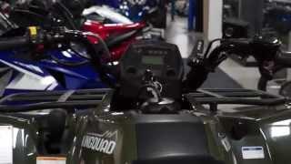 7. 2013 Suzuki KingQuad 400ASi