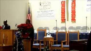 Creech Temple's Deacons Day 1-5-14