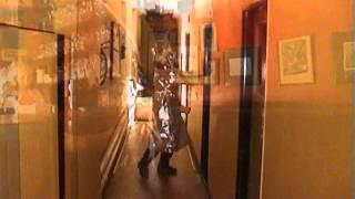 Video ANHEAD Trampoty robotického poplety