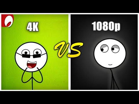 4K Gamers vs 1080p Gamers