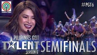 Video Pilipinas Got Talent 2018 Semifinals: Dauntless Republic - Dance MP3, 3GP, MP4, WEBM, AVI, FLV April 2018
