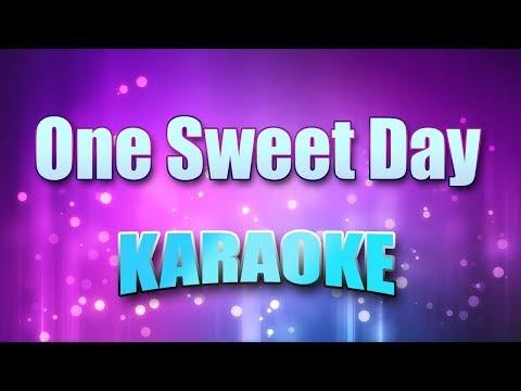 Video Boyz II Men & Mariah Carey - One Sweet Day (Karaoke & Lyrics) download in MP3, 3GP, MP4, WEBM, AVI, FLV January 2017