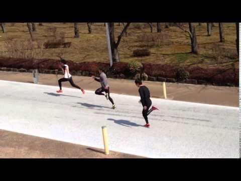【トップ選手の坂ダッシュ】坂のメリットを理解して練習してみよう!