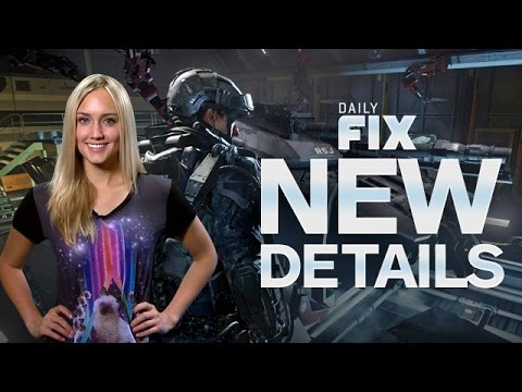 cod - Subscribe to IGN News Channel Here: http://www.youtube.com/user/IGNNews?sub_confirmation=1 Call of Duty: Advanced Warfare trailer reveals new details & PS4 gets a new big update. Plus, Assassin's...