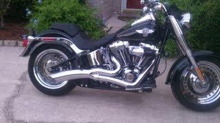 9. Harley Davidson Fatboy 2012 High Output 132 hp / 132 tq