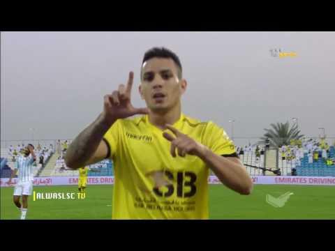 Baniyas (3) x Al Wasl (4) AG League 03-03-2017~ Goals