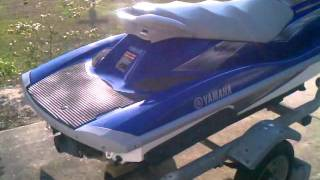 6. 2005 yamaha vx deluxe waverunner for sale