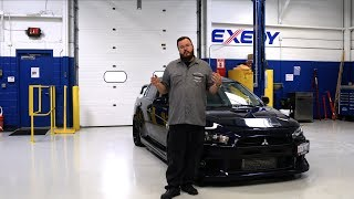 Project Evo has picked up quite a bit more power over the course of the build and the stock clutch is pretty much at its limits in...