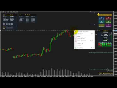 IceFX TraderAgent: How to work pending lines